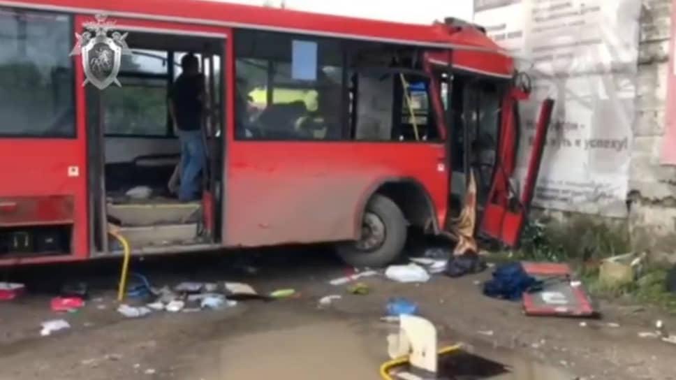 Подробности расследования ДТП с автобусом