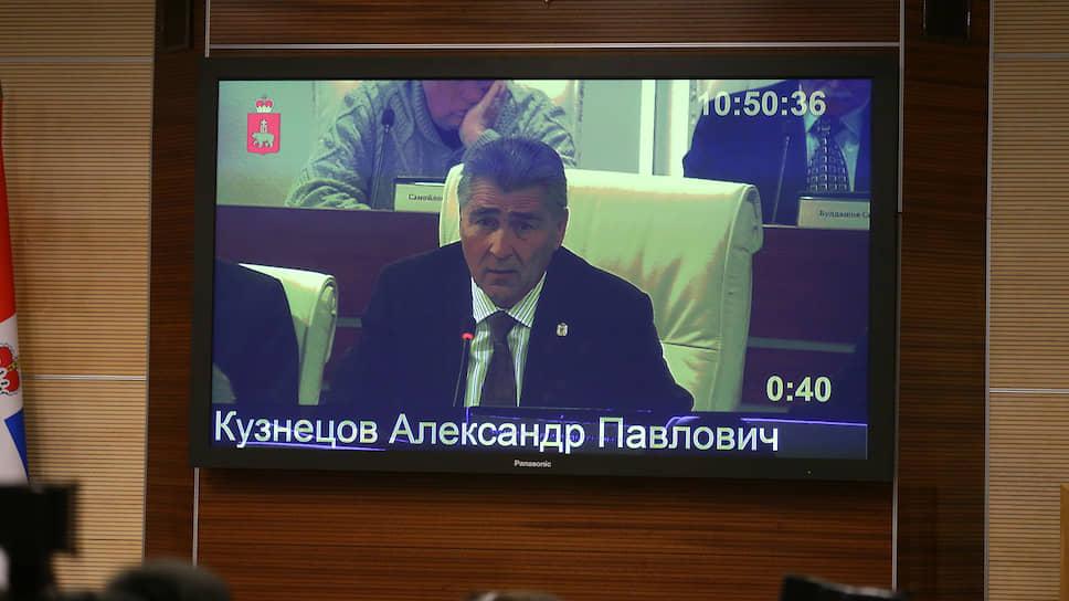 Александр Кузнецов не планирует снова претендовать на пост главы Пермского района