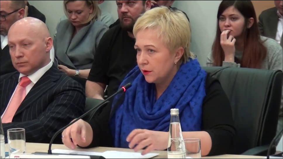Юлия Ветошкина может возглавить агентство по туризуму