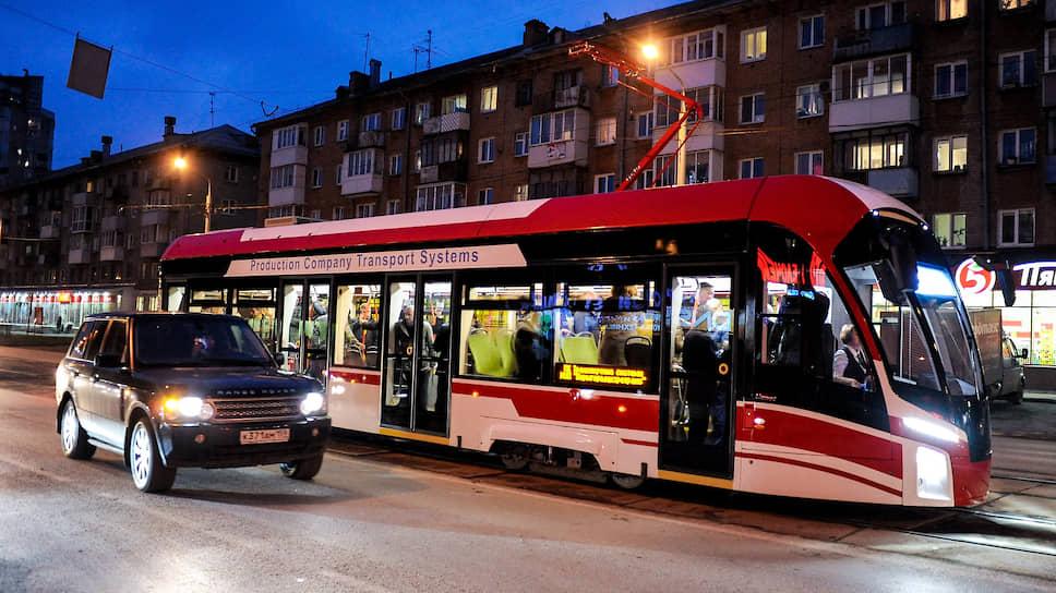 Подробности аукциона на поставку трамваев