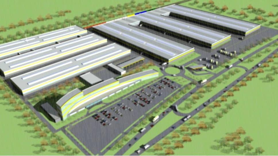 Площадь центра может составить 150 тыс. кв. м.