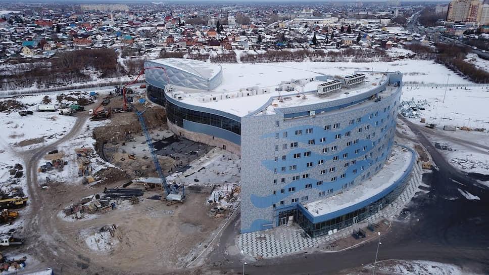 Пермский аквапарк планируется построить по проекту тюменского
