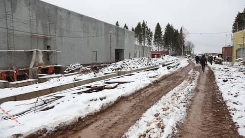 Пермский зоопарк приехал в арбитраж  / Власти взыскивают более 1 млрд рублей с подрядчика строительства