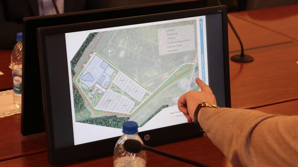 Аквапарк предлагают построить в Закамске