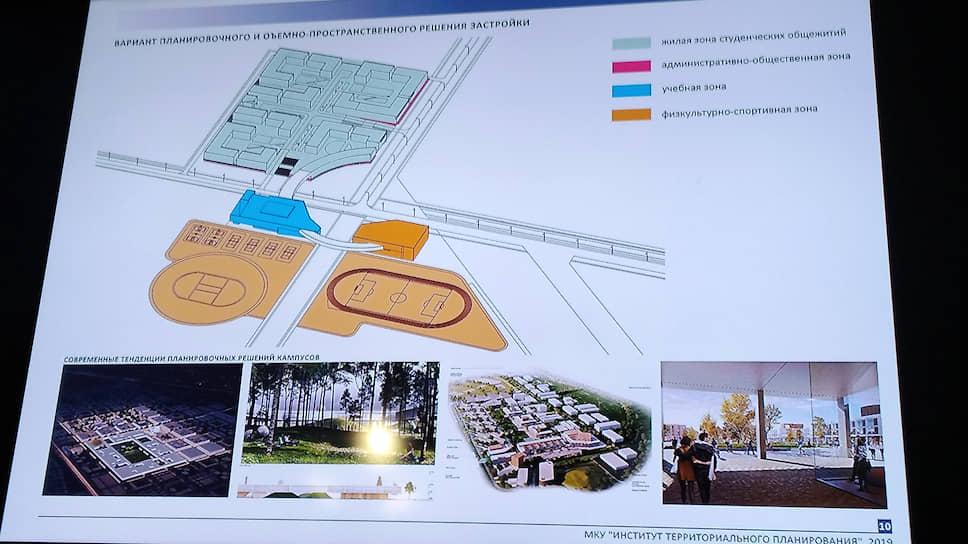 Общежитие федерального типа / Минобр РФ может оплатить 40% стоимости строительства кампуса в Перми