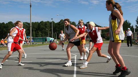 Подбор девушек под кольцо // В Перми создается женская баскетбольная команда