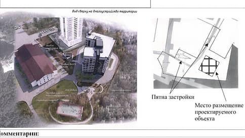 Вон куда за лес  / РЖД построит ведомственную гостиницу на другом участке