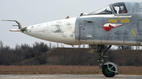 Хронология пикирующего бомбардировщика  / Причины аварии Су-24М ищут в технике