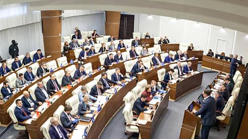 «За правду» кресла нет // Вице-спикерами заксобрания могут стать представители «Единой России», КПРФ и ЛДПР