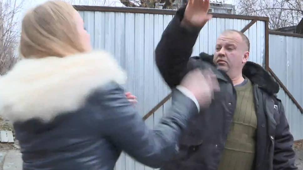 Охранник воспрепятствовал работе журналистов ГТРК «Пермь»