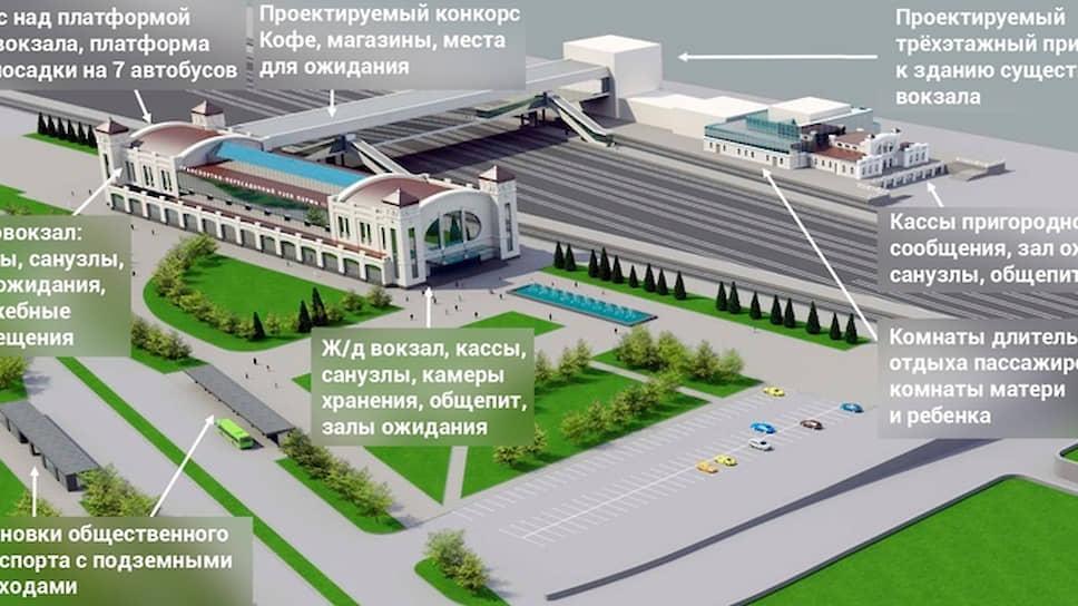 Опубликованы эскизы проекта ТПУ Пермь II