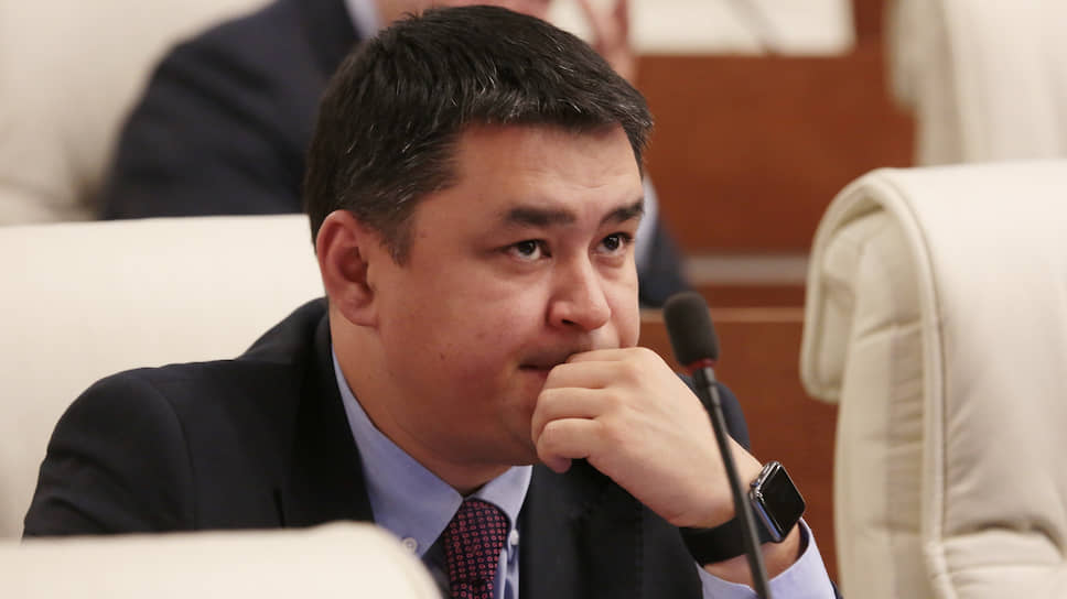 Назим Султанов возвращается в Москву