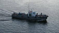 У Красавинского моста Перми затонул катер