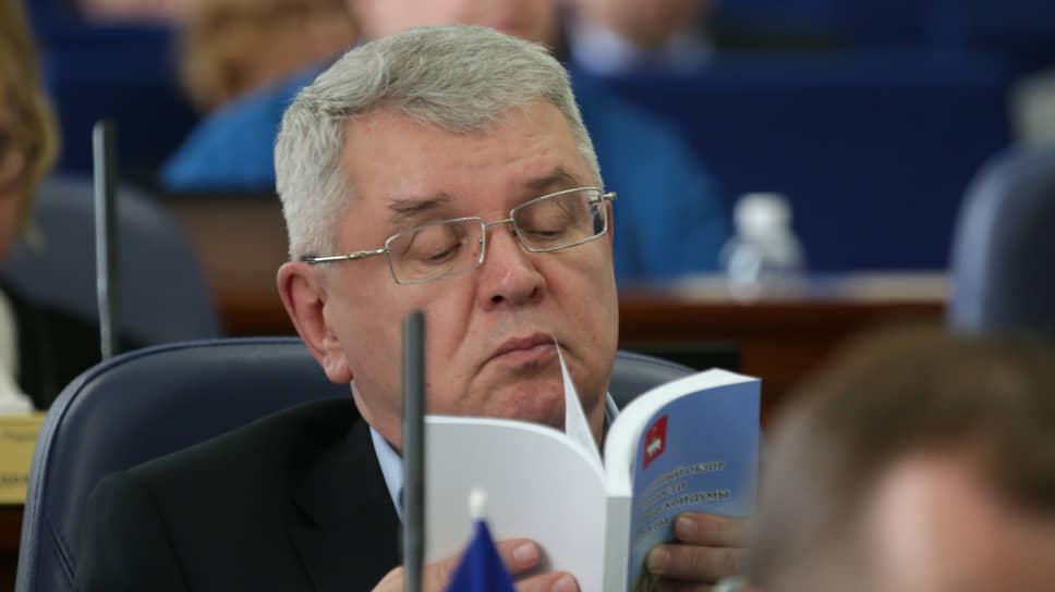 Депутат Павел Федеев остался без мандата
