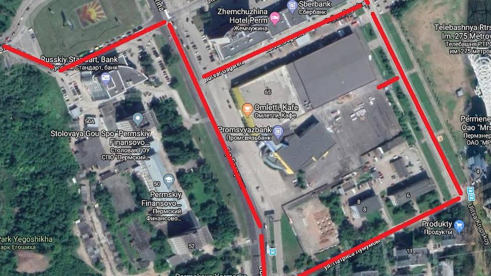 Возобновились переговоры по вводу в строй бывшего здания «Пермской ярмарки»