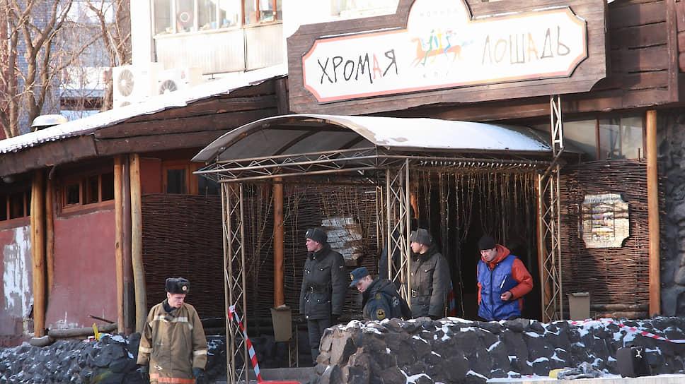 «Хромая лошадь» была одним из самых популярных клубов в Перми.