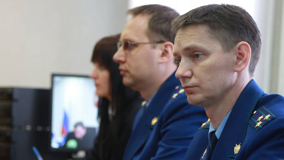 В ходе рассмотрения уголовного дела в суде гособвинение поддерживали Вадим Казаринов и Дмитрий Тупицын.
