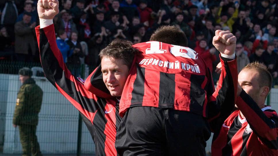 Балканские футболисты были главной ударной силой «Амкара». Лучшим бомбардиром стал болгарин Мартин Кушев, пришедший в клуб уже на закате карьеры. Он стал вторым бомбардиром «Амкара» в премьер-лиге (36 голов).