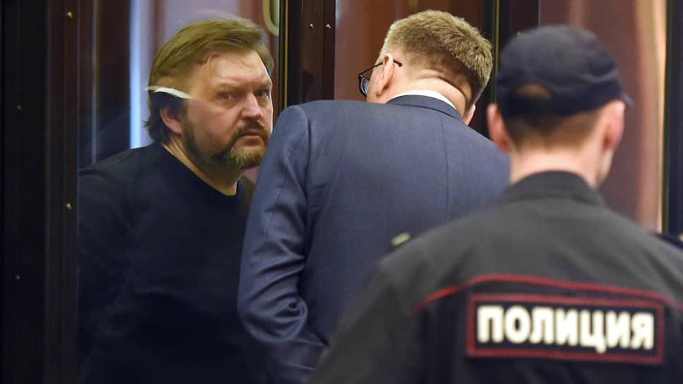 В феврале 2018 года Пресненский суд признал Никиту Белых виновным в получении взяток. Он был приговорен к восьми годам лишения свободы в колонии строгого режима и штрафу свыше 48 млн руб.