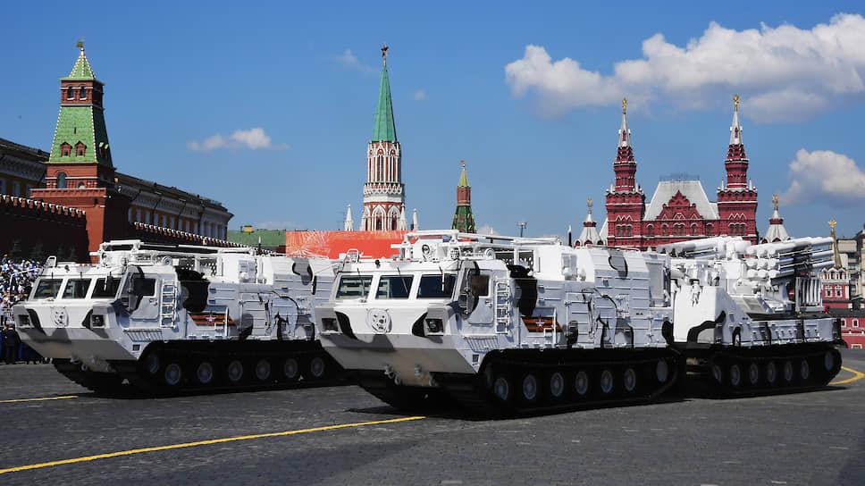 «Мотовилиха» участвует и в производстве систем ПВО. На фото: ЗРПК «Панцирь-С» в арктическом варианте.