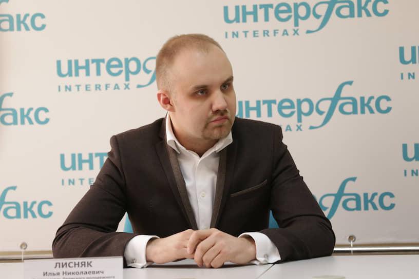 Депутат Пермской думы Илья Лисняк, по его словам, ставит личные температурные рекорды.