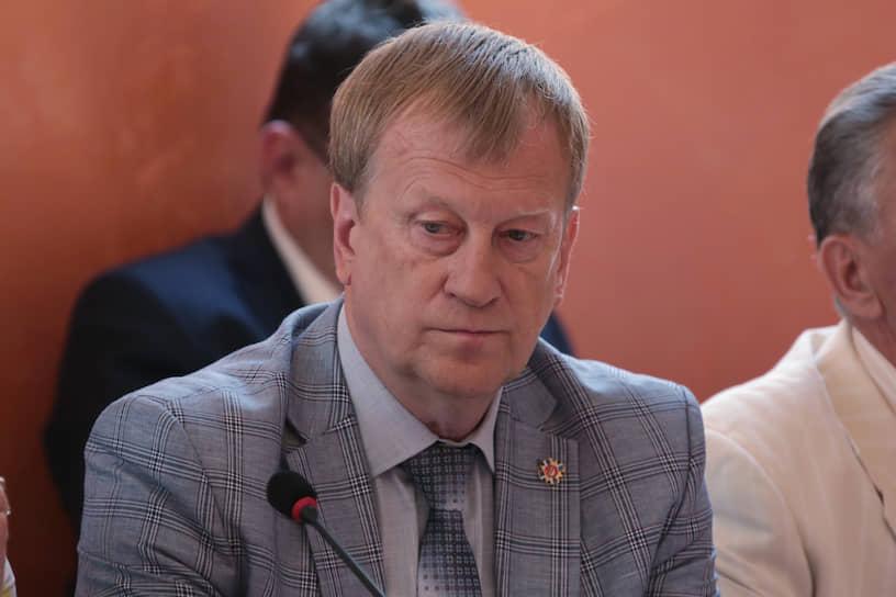 Глава Добрянки Константин Лызов заболел COVID-19 на этой неделе.