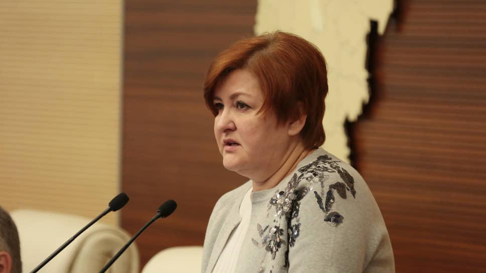 Елена Чугарина покидает правительство Прикамья