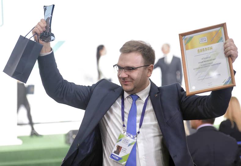 Победитель конкурса «Лидеры России», бизнесмен из Лысьвы Эдуард Соснин — новый министр экономразвития.