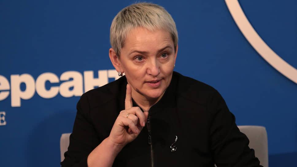 Анастасия Крутень вернулась в правительство спустя пять лет.