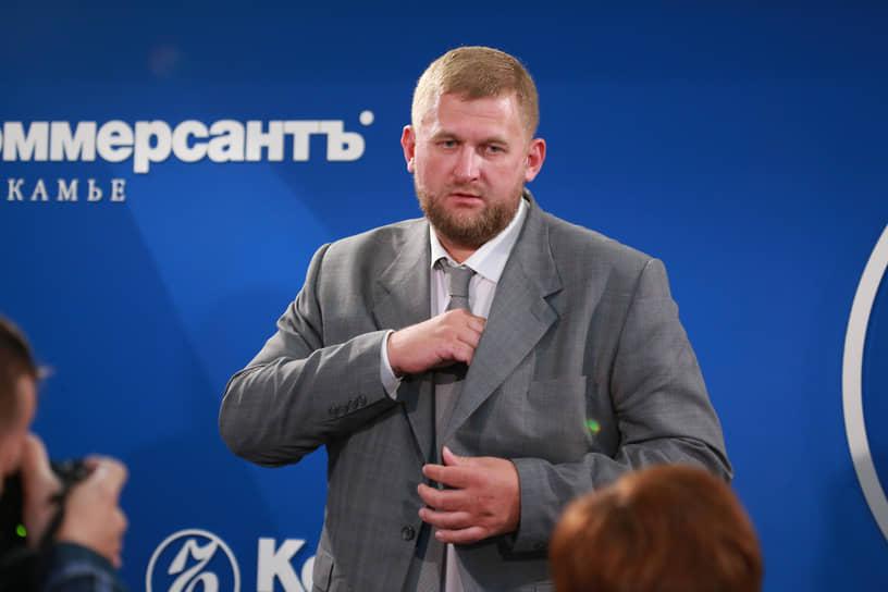 Бывший чиновник федерального Минприроды Дмитрий Беланович возглавил краевое министерство.