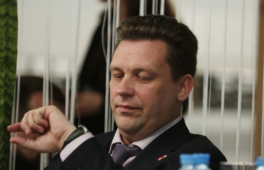 Правительство покинул Антон Клепиков, куратор проектов к «Перми-300».