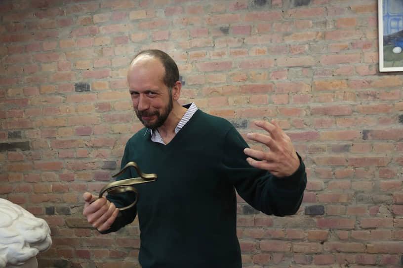 Денис Галицкий, общественный деятель, победитель в номинации «Право на гласность».