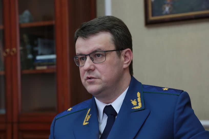 Прокурор Пермского края Андрей Юмшанов вышел на пенсию по выслуге лет и покинул надзорное ведомство.
