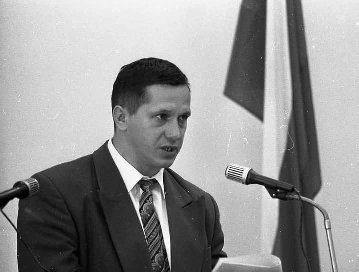 Начало политической карьеры Юрия Трутнева. Законодательное собрание Пермского края, 1990-е годы.