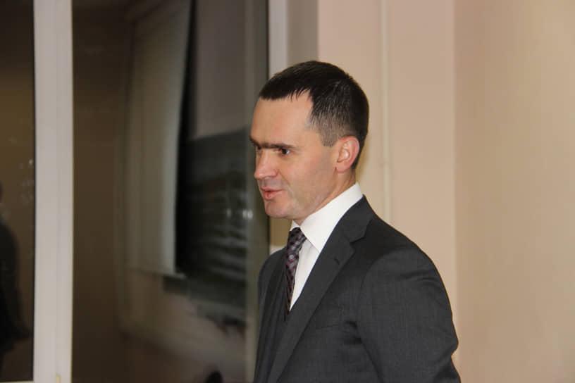 """По данным """"Ъ-Прикамье"""", нынешний управляющий ЗиДа Лев Шляпин, утвержденный в конце 2020 года, намерен завершить процедуру за два года. На фото: Лев Шляпин."""