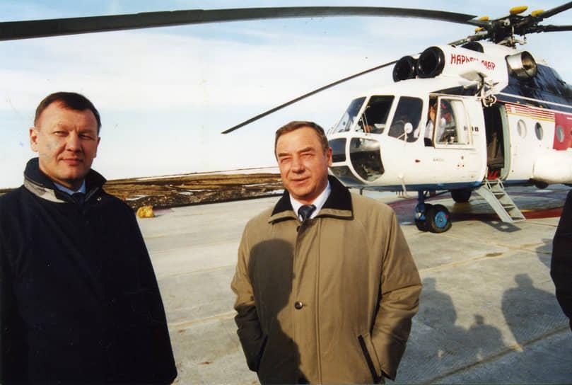 В 2004 году ООО «ЛУКОЙЛ-Пермнефть» и ЗАО «ЛУКОЙЛ-Пермь» снова объединились в одну компанию — ООО «ЛУКОЙЛ-ПЕРМЬ», руководителем которой стал Николай Кобяков.