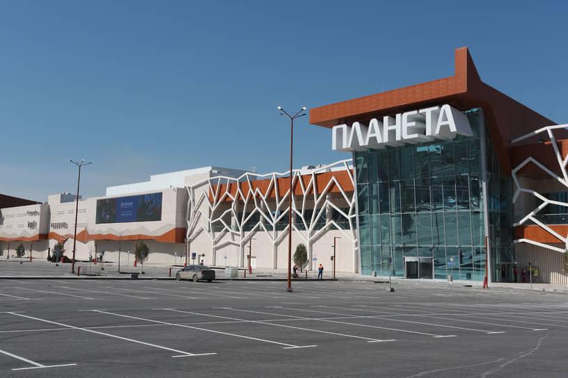 Общая площадь объекта составила 150 тыс. кв. м.