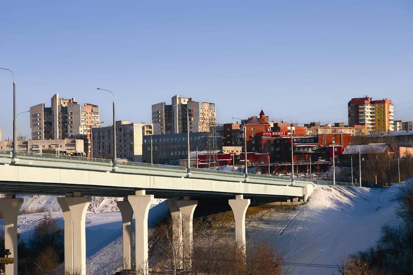 В 2007 году был введен в эксплуатацию мостовой переход через Данилиху в Перми, соединивший улицы Стахановскую и Чкалова. Пролетное строение впервые было выполнено «Мостоотрядом» из металла с монолитной железобетонной плитой проезжей части. В 2008 году был сдан мостовой переход на участке между улицами Чкалова и Старцева.