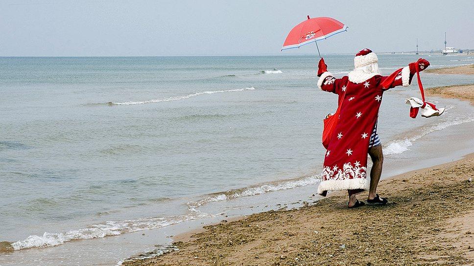 Путешествие является одним из самых желанных подарков на Новый год