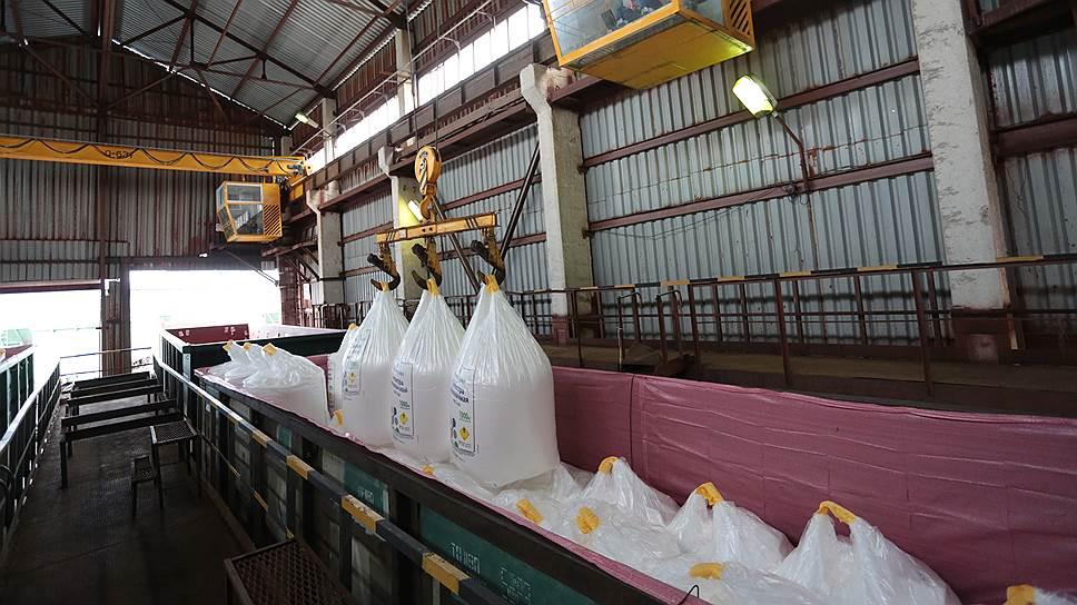 В прошлом году химические предприятия в Прикамье отгрузили продукции на280млрд руб.