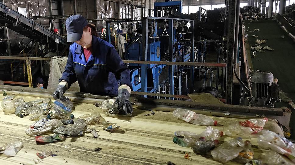 Пермский мусор после первичного сбора будет отправляться на мусороперерабатывающие заводы