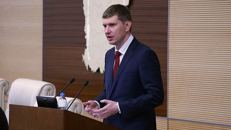 Губернатор Прикамья Максим Решетников ожидает существенного финансирования со стороны федерации по ряду национальных проектов