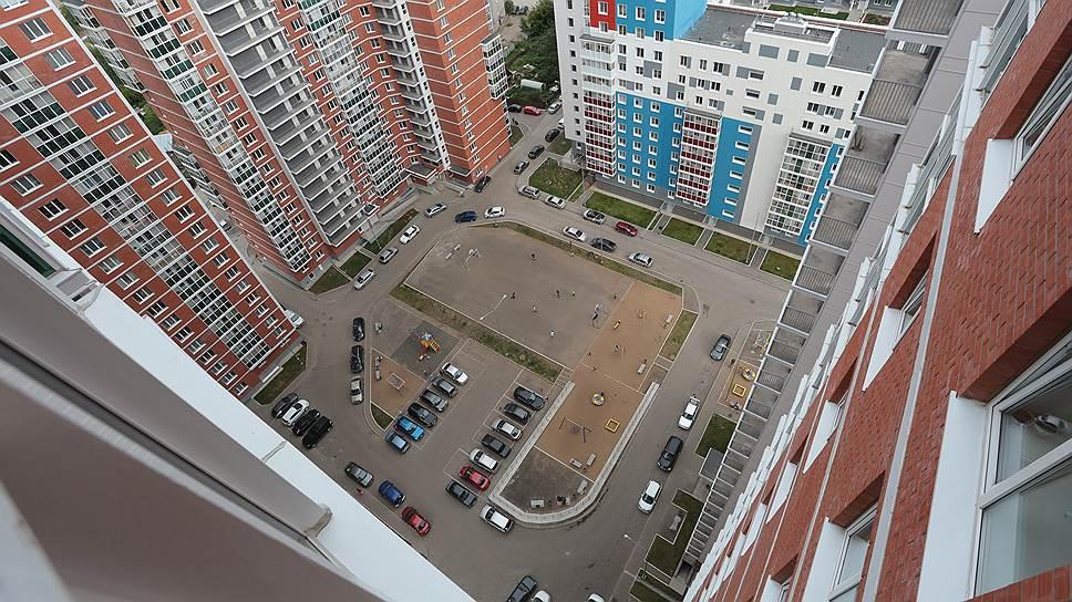 За прошлый год было введено в эксплуатацию 596 тыс. кв. м в многоквартирных домах