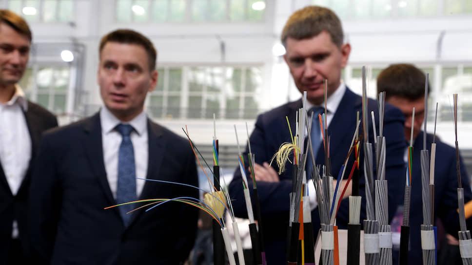Губернатор Максим Решетников делает ставку на малый и средний бизнес