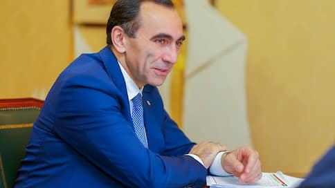 «Маховик должен крутиться»  / Армен Гарслян, председатель совета директоров ПАО «Метафракс»