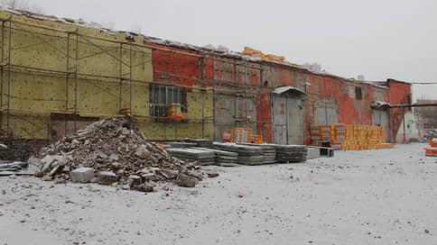 Ремонт во спасение  / Для пермских спасателей готовят новую базу