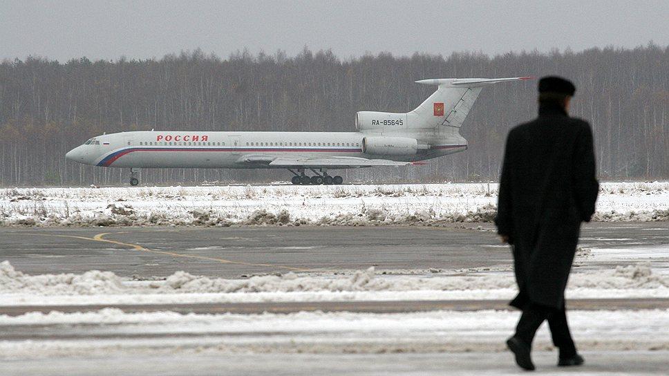 Машины нового перевозчика будут отдаленно напоминать самолеты авиакомпании «Россия»