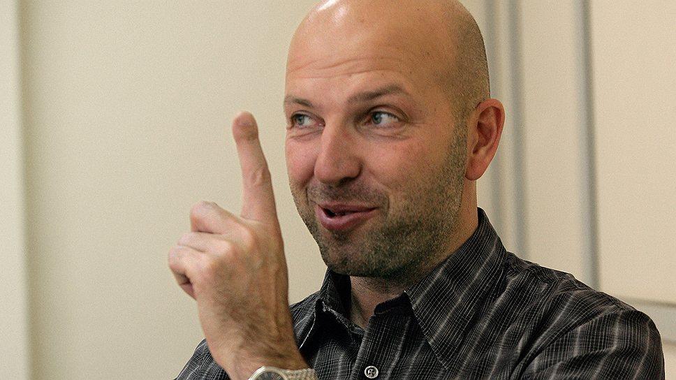 Генеральный директор ЗАО «Бонниер Бизнес Пресс» Андрус Вахер обещает не менять редакционную политику «Фонтанки.ру»