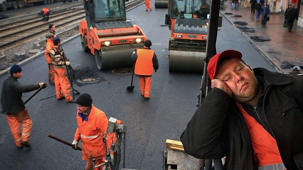 По накатанной дорожке / Антимонопольный орган вновь признал обоснованными жалобы на дорожный комитет
