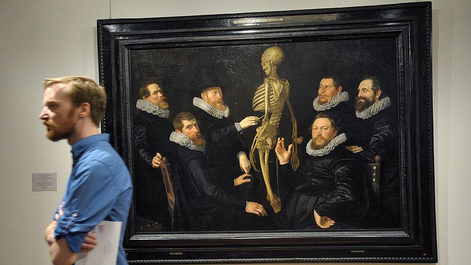 Корпоративные голландские портреты учат наших современников гордой, но законопослушной демократии